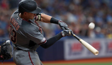 Going Deep: Nick Ahmed's Second-Half Tear