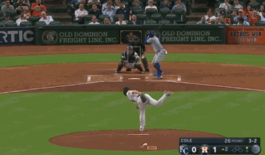 Gerrit Cole's Curveball and the Nastiest Pitches from 5/6