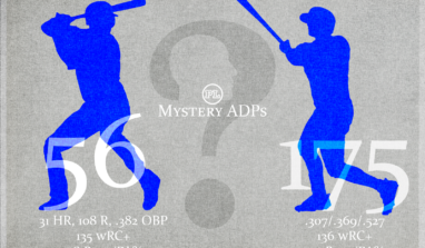 Going Deep: Mystery ADP Comparisons