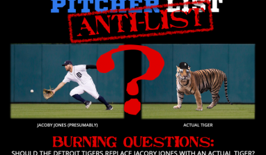 Burning Questions: Should the Detroit Tigers Replace JaCoby Jones with an Actual Tiger?