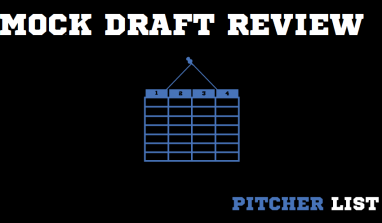 Pitcher List's 2019 First-Year Player Mock Draft – Reviewing Brennen Gorman's Picks