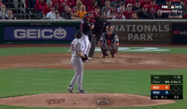 Gerrit Cole's Slider and the Nastiest Pitches from Game 5 of the 2019 World Series