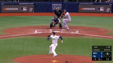 Blake Snell's Curveball and the Nastiest Pitches From 7/6